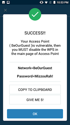 Download WIFI WPS WPA TESTER for android 4 2 2