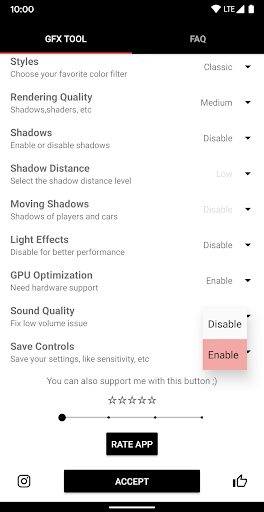 Download GFX Tool for android 6 0 1