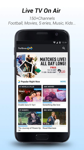 Download StarTimes - Live TV & Football for android 4 0 4