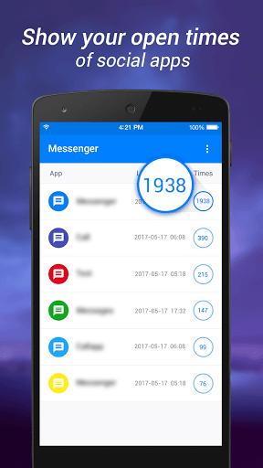messenger pour android 4.4.2