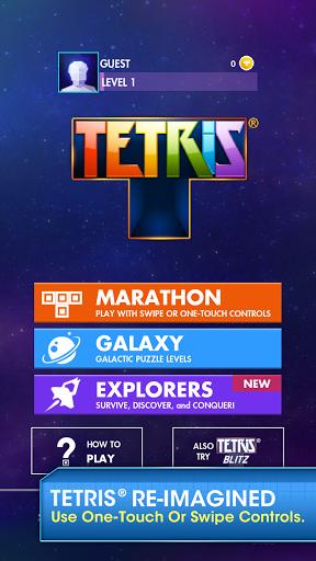 The description Tetris Apk