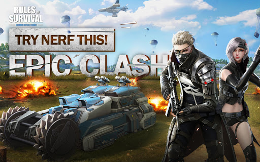 download rules of survival mod apk android 1
