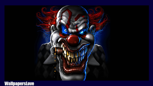 Horror Clown Pack 2 Wallpaper