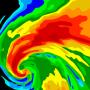 icon com.apalon.weatherradar.free