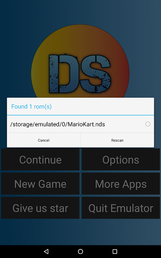emulador ds android