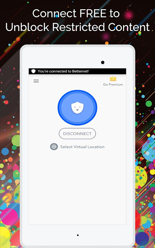 Download Free VPN -Betternet WiFi Proxy for android 5 1 1