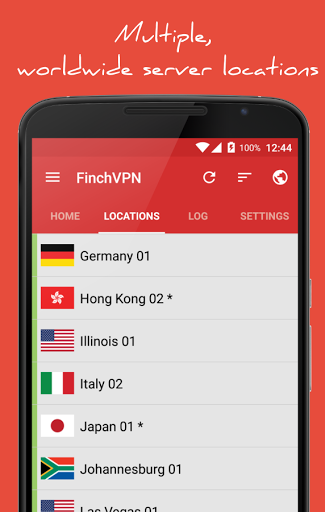 Download Free & Premium VPN - FinchVPN for android 4 4 1