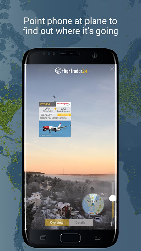 Download Flightradar24 Flight Tracker for android 8 0