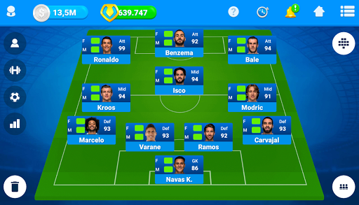 Download Online Soccer Manager (OSM) for android 4 3