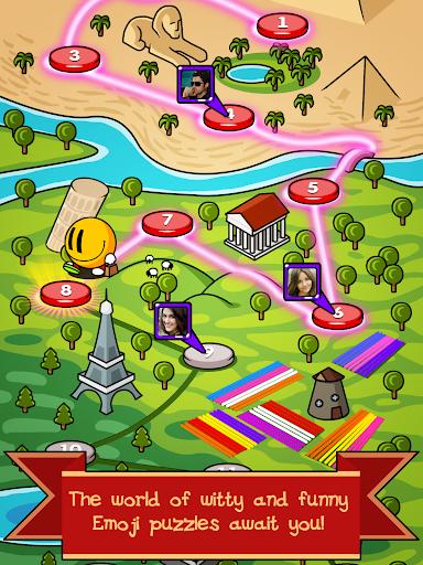 EmojiNation - emoticon game