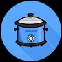 icon Crock Pot Slow Cooker Recipes
