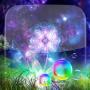 icon Fantasy Flowers Live Wallpaper