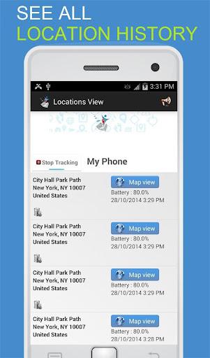 Friend Locator : Phone Tracker