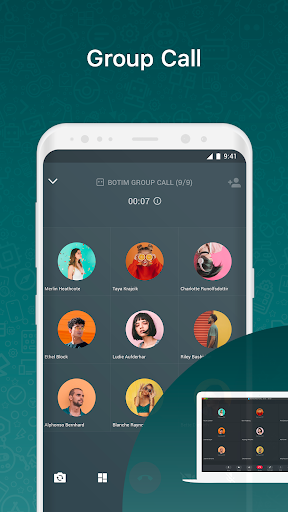 BOTIM - Unblocked Video Call and Voice Call