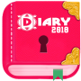 icon Secret Diary with Lock