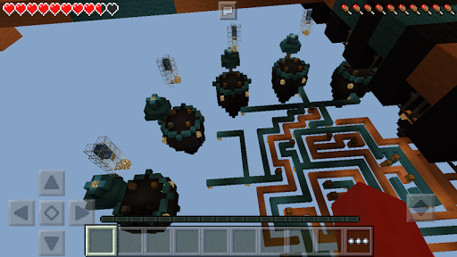 Download SkyWars Tron map for Minecraft for android 5 1 1