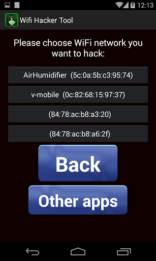 wifi password hack tool apk