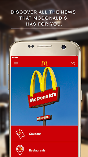 McDonald's App - Caribe/Latam