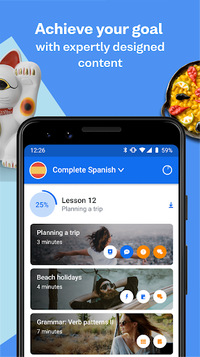 Download busuu - Easy Language Learning for android 4 4 4