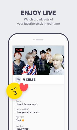 Download V – Live Broadcasting App for android 4 4 2