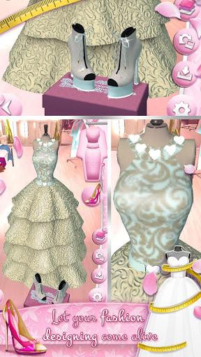 Wedding Dress Maker Game