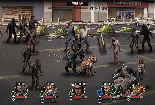 Walking Dead: Road to Survival
