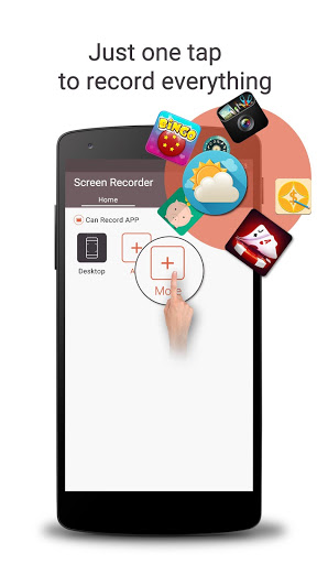 screen recorder license 2.3 apk