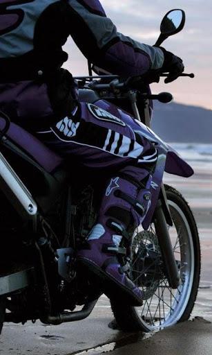 Wallpaper Yamaha Motorcycle