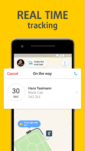 Download mytaxi – The Taxi App for android 9 0