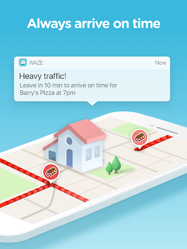 Download Waze - GPS, Maps & Traffic for android 4 4 2