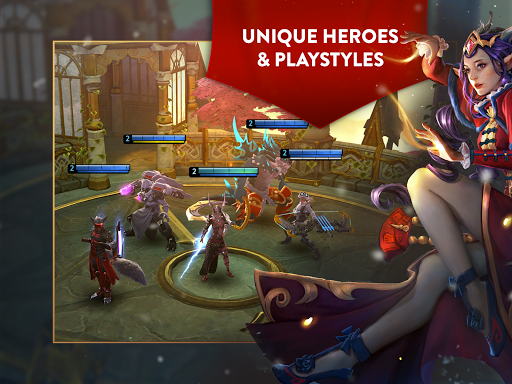 Download Vainglory for android 4 4 4