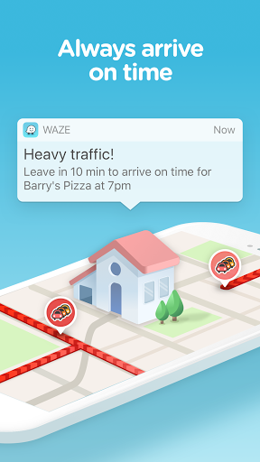 Download Waze - GPS, Maps & Traffic for android 5 1 1