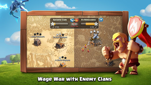 Free download Clash of Clans APK for Android