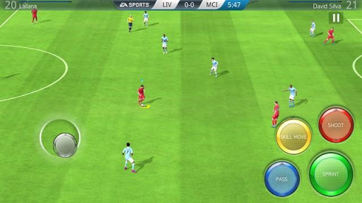 Download FIFA 16 Soccer for android 8 0