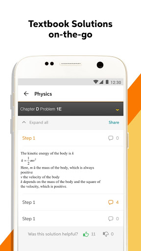 Download Chegg Textbooks & Study Help for android 4 4 2