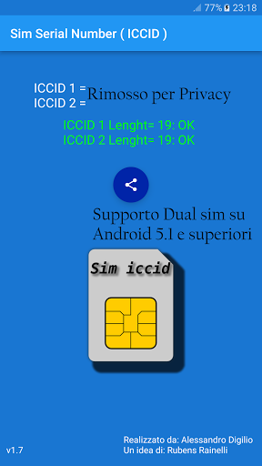 Download Sim Serial Number ( ICCID) for android 4 1 2