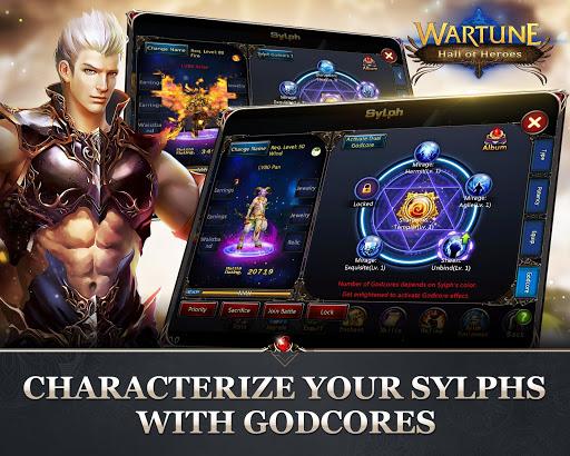 wartune hall of heroes event code