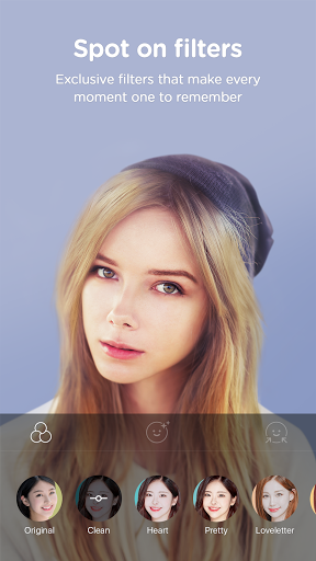 Download B612 - Selfiegenic Camera for android 4 4 2