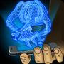 icon Hologram Anime 3D Simulator
