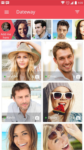 DateWay - Chat Meet New People