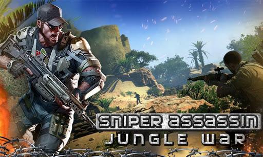 Sniper Assassin Jungle War 3D
