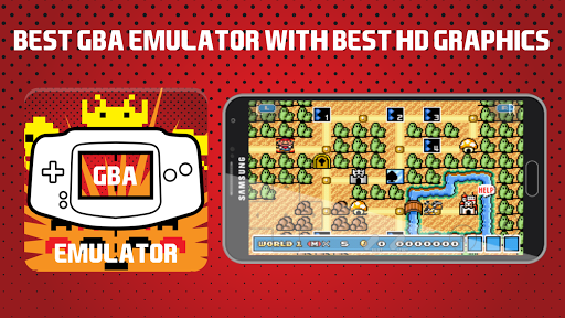 Download Emulator For GBA for android 2 3 5