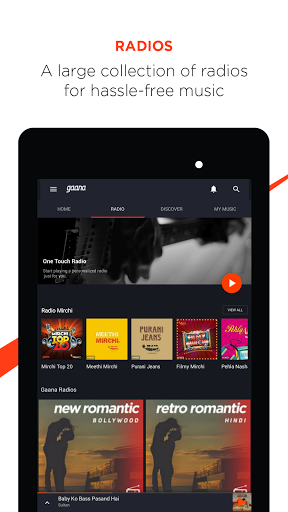 Download Gaana: Bollywood Music & Radio for android 4 2 2