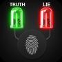 icon Finger Lie Detector prank App