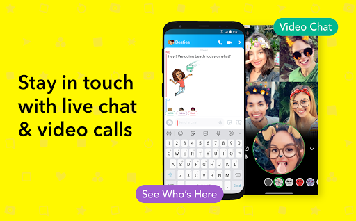 Download Snapchat for android 4 1 2