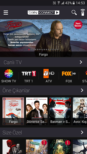 Download beIN CONNECT for android 4 2 2