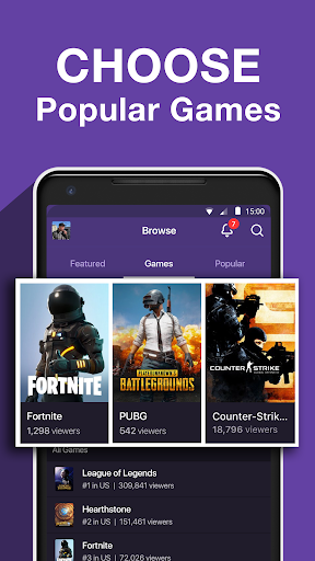 Download Twitch for android 4 4 2