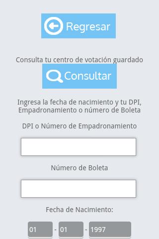 Elections 2015 Guatemala