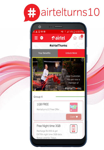Download My Airtel for android 4 0 4