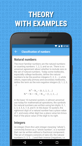Download Pocket Mathematics for android 6 0 1